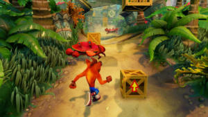 Crash Bandicoot N Sane Trilogy image 1