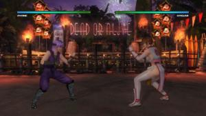 Dead or Alive 5 Last Round image 4