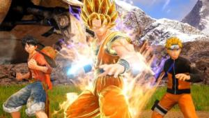 Jump Force image 1